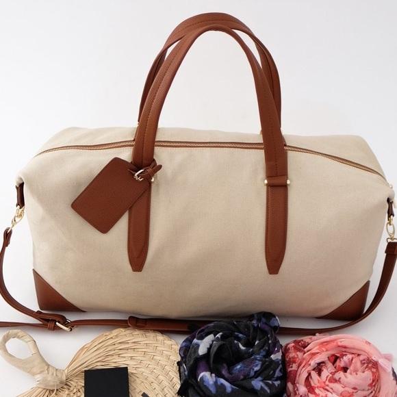 🚨1 Day Sale🚨 Henny + Lev Weekender Bag